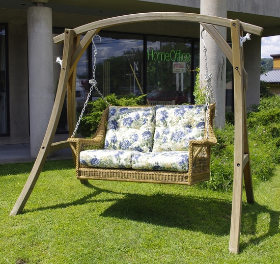 Natural & Green Montclair Double Swing (MF)