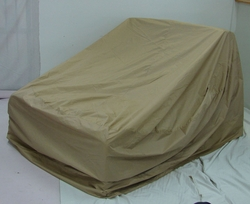 <B>Outdoor Cover: <br>Double Chaise Lounge (UPS $15)</b>