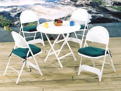 Outdoor Folding Set of 5 (UPS $95)