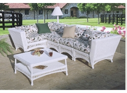 Outdoor Sectional Middle Unit (UPS $90)