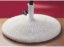 Outdoor Wicker Umbrella Stand (UPS $30)