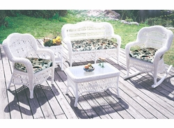 Patio Set: Camelback, West Indies, Saybrook & Madrid Cushions