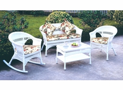 Patio Set: Seabreeze Cushions