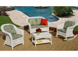 Plymouth Porch Set of Four (MF)