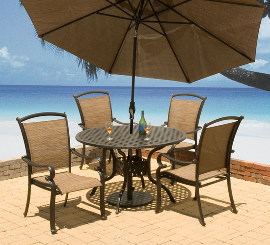 Providence Dining Set of Five (MF) (15% Off!)