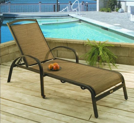 Providence Stackable Chaise Lounge (MF)