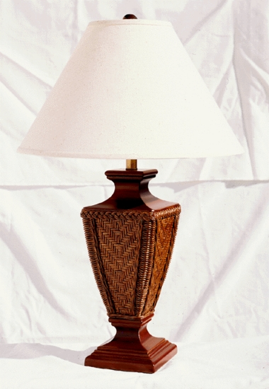 Regal Table Lamp (UPS $35)