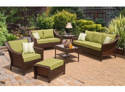 Rolston Living Set of Four (MF)
