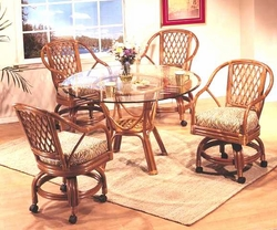 Royal Dining Set /5 (MF)