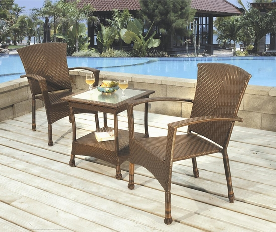 Savannah Bistro Set of Three (MF)