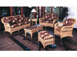 Seawinds Loveseat Cushions with Sunbrella & Richloom Premiere Fabrics (UPS $50)