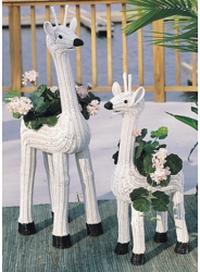 <b>Small Giraffe Planter  (UPS $35)</b>