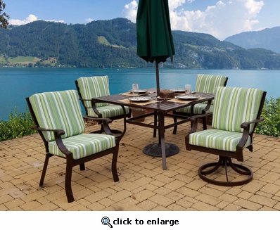 Solano Dining Set of Five (MF)