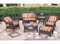 Spring Lake Chair/Rocker Cushions with Fran's Indoor/Outdoor Fabrics (UPS $25)