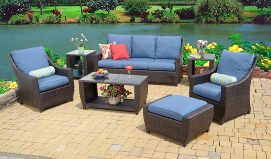Springboro Collection Living Set of 6 (MF)