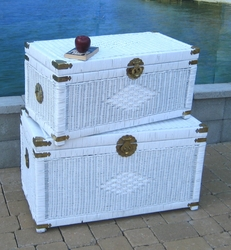 Storage Chests Set of 2 (UPS $65)