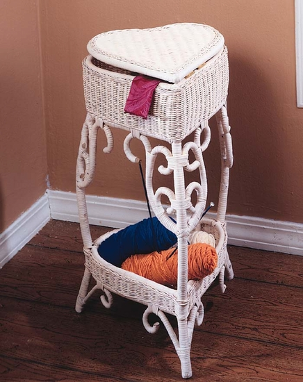 Sweetheart Knitting Table (UPS $20)