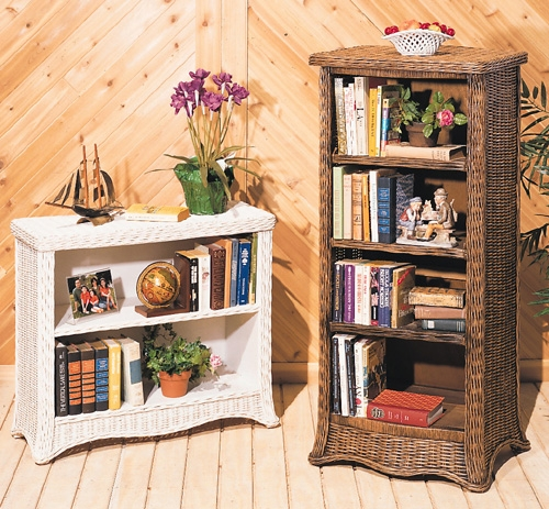 T & C Two Shelf Bookcase (UPS $50)