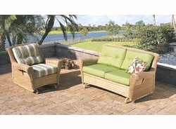 Tahiti Loveseat Glider (MF)