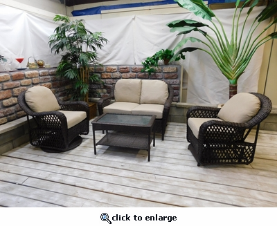 Tenerife Porch Set of 4 (MF)