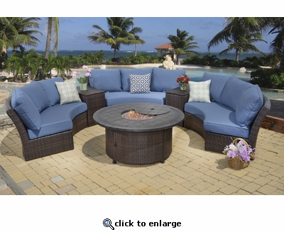 Titan Sectional Set of 4 (MF)
