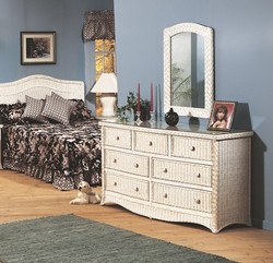 Town and Country Four Drawer Dresser (UPS $125)