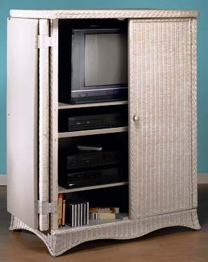 Town & Country Media Armoire (MF)