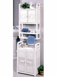 <b>Wicker Cabinets Click picture for details