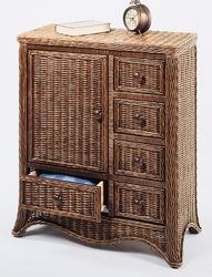 <b>Wicker Storage Cupboard (UPS $45)</b>