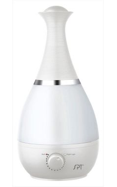 Sunpentown Ultrasonic Humidifier with Fragrance Diffuser