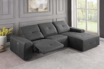 3PC recliner sectional  # 603471P