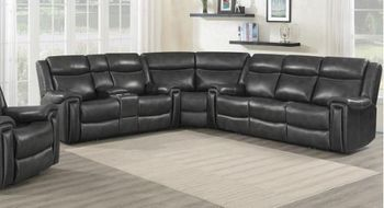 3PC Recliner sectional  # 609320PPI