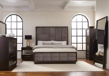 4PC Ingerson Bedroom Collection by Scott Living
