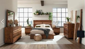 4PC Madden Storage Bedroom Collection