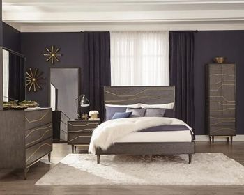 4PC Tara Bedroom Collection