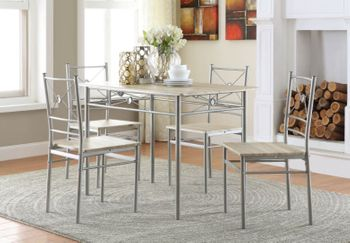 New in a box 5-Piece Rectangular Dining Set 100035