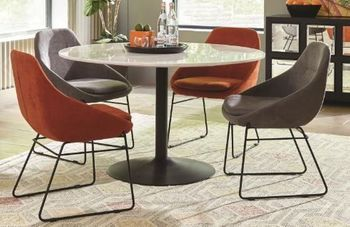 5PC Dash Dining Table with chairs Collection by Scott Living