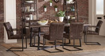 5PC Oakville Dining Table with chairs Collection by Scott Living