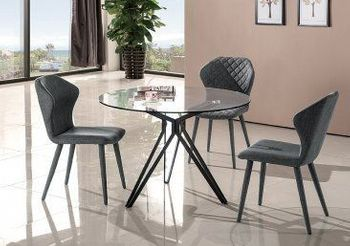 5PC Solano Modern Dining Collection
