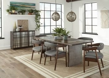 5PC Twain Dining Table with chairs Collection by Scott Living
