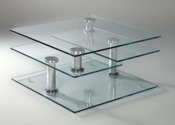 8052 Motion Coffee Table