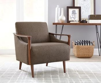 90404 Mid-Century Modern Accent Chair by Scott Living