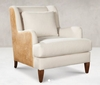 ACCENT CHAIR Made in USA Living room # 1690