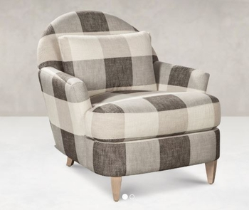 ACCENT CHAIR Made in USA Living room #1695