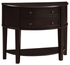Accent Tables Demilune Entry Sofa Table 950156