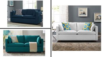 Activate Upholstered Fabric 3044 Apartment Sofa