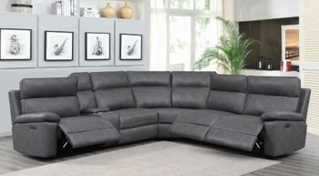 Albany 6-Piece Power^2 Sectional 603290