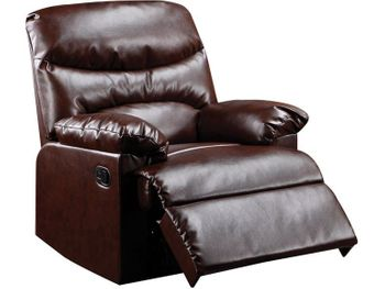 Arcadia Recliner Pu chair # 59011