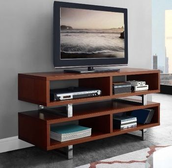 "Amble 47"" TV Stand in Walnut 2679"