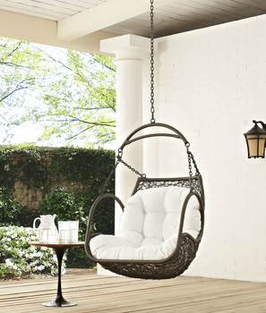 ARBOR OUTDOOR PATIO 2659 SWING CHAIR WITHOUT STAND